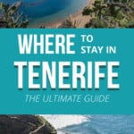 Where To Stay in Tenerife according to a local. Explore to best hotels in Tenerife close to the beach and also for hiking. Discover great holiday resorts in Tenerife and in the prettiest corners of the island. Because Tenerife is so much more than beaches and sun! If you are looking for the best places to stay in Tenerife, this is the ultimate guide to Tenerife Hotels and Resorts in Tenerife #tenerife #spain #wheretostay #canaryislands #canarias #summerholiday #winterholiday #spainholiday