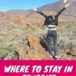 Where To Stay in Tenerife according to a local. Explore to best hotels in Tenerife close to the beach and also for hiking. Discover great holiday resorts in Tenerife and in the prettiest corners of the island. Because Tenerife is so much more than beaches and sun! #tenerife #spain #wheretostay