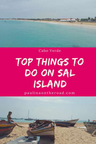 Explore the best beach island: Sal, Cape Verde. | Best things to do incl. Activities, Resorts and Hotels in Sal, Cabo Verde Resorts, Best Beaches, Restaurants in Santa Maria, Watersports and tours | Map
