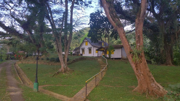 things to do in trinidad island, outside the lopinot cocoa plantation