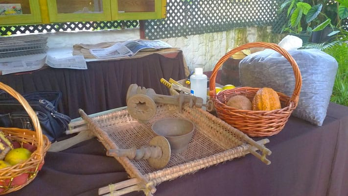 best things to do in trinidad and tobago, items from the heritage museum