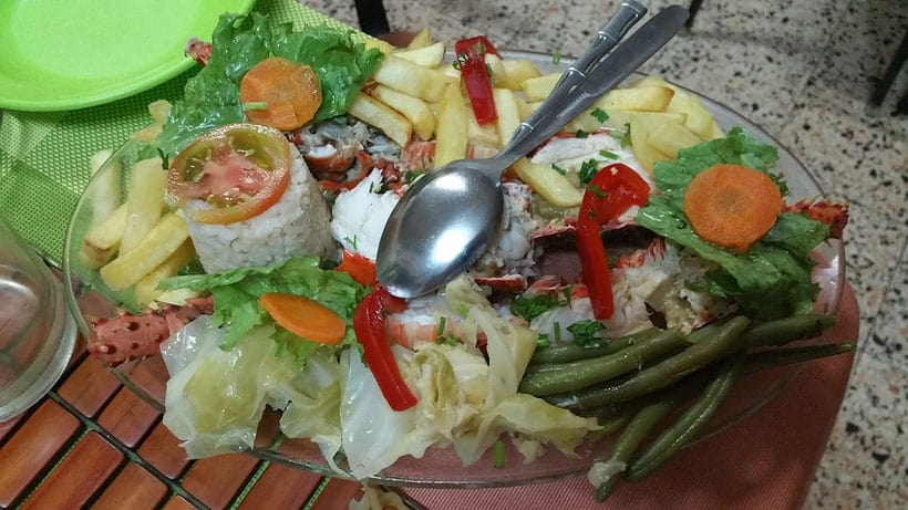 things to eat in cape verde, cabo verde food