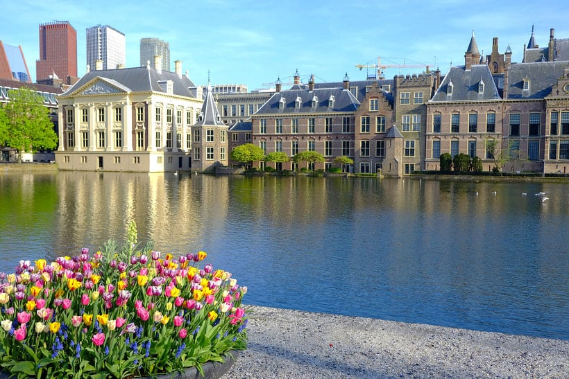 Mauritshuis Museum at the Binnenhof den haag, netherlands, travel the hague, the hague guide