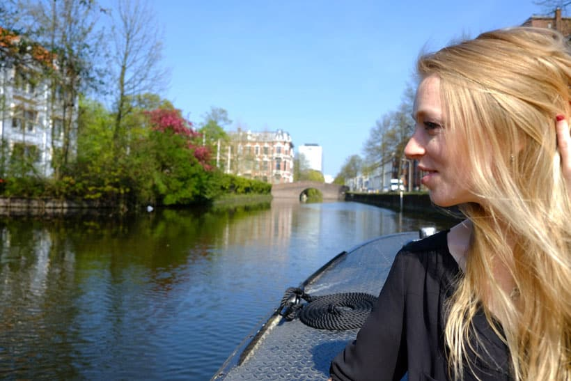 Take a Boat Tour on the Canals on our the hague city guide, travel the hague, the hague guide