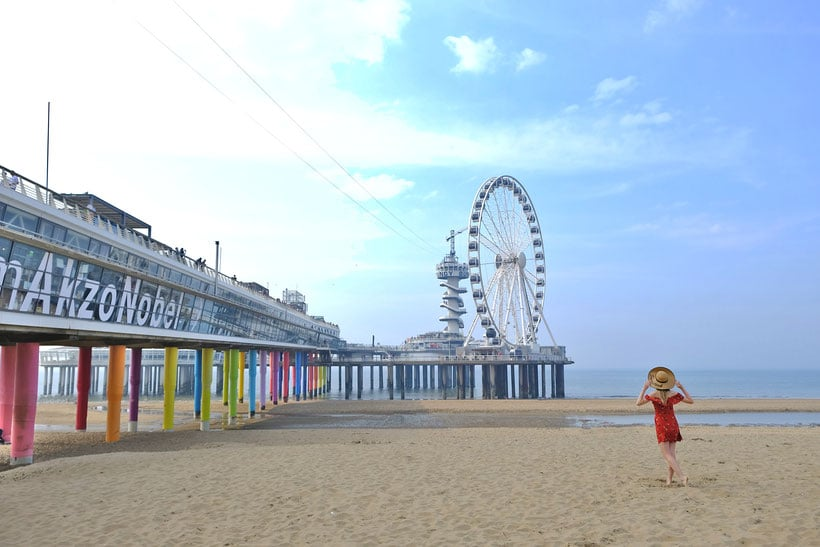 A Weekend in The Hague. Walk on the beach, den haag guide, travel the hague