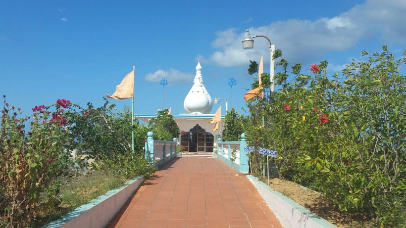 what to do in trinidad and tobago, outside of the temple in the sea