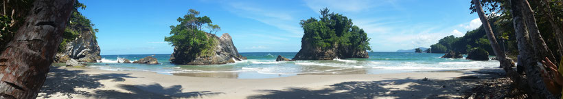 what to do in trinidad island, view of Paria Bay