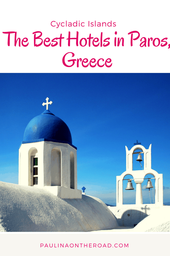 Where to Stay on Paros, Greece for your holidays? A selection of luxury resorts, boutique hotels, apartments, villas and cheap hotels. Find the best place to stay according to your needs and expectations like hiking, beaches or honeymoon in Naoussa or Paros. #travelblog #paros #cycladicislands