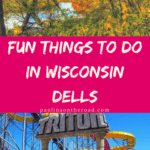 Ready to have fun? Discover the most fun things to do in Wisconsin Dells. Whether you travel with kids or as adult, there are plenty of things to do in Wisconsin Dells. Explore the best restaurants in Wisconsin Dells, things to do in winter and summer. And of course the most epic water parks. #wisconsin #wisconsindells #waterpark #weekendtrip #wisconsinvacay #mtolympus #kayaking #hiking #spabreak #visitusa