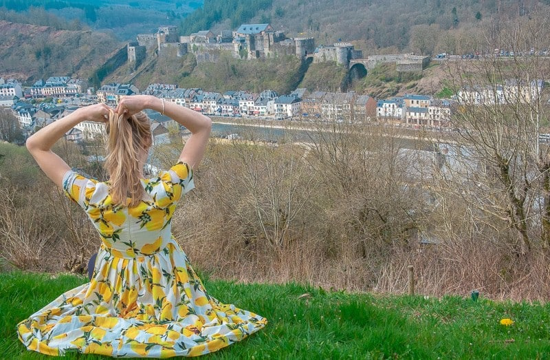 hotels in bouillon, day trips from luxembourg, day trip from brussels, hotel de la poste, ardennes, bouillon, wallonia, hiking in belgium, food, restaurant, castle, hiking, outdoor, ardennes