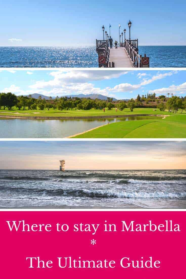 Wonder where to stay in Marbella? Look no further, this guide shares the best accommodation in Marbella incl. luxury resorts in Marbella, hotels in Old Town Marbella, Spain. #marbella #spain #marbellabeach #andalusia #andalucia