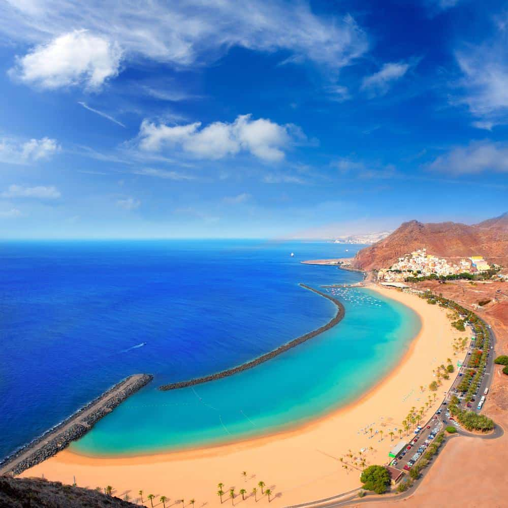 My Top 15 of The Best Must Visit Beaches in Tenerife