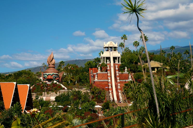 best places to stay in tenerife for families