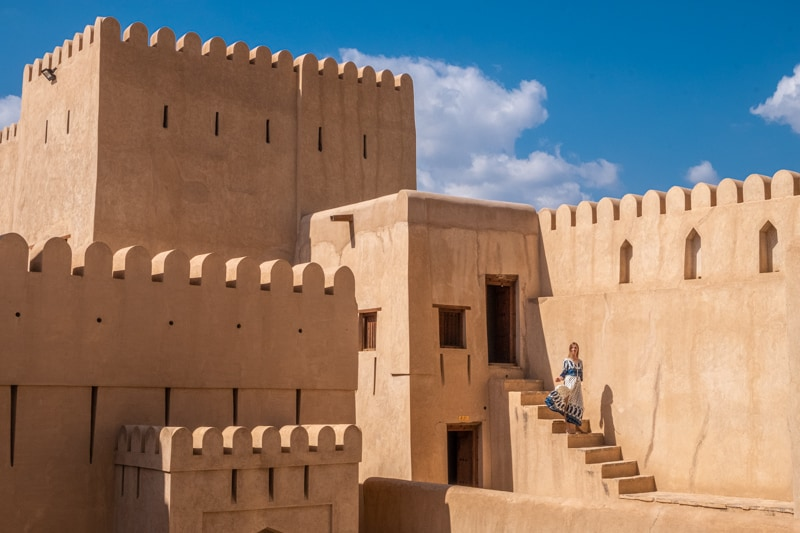 oman itinerary, things to do in oman, 10 days in oman, what to do in oman,nizwa fort