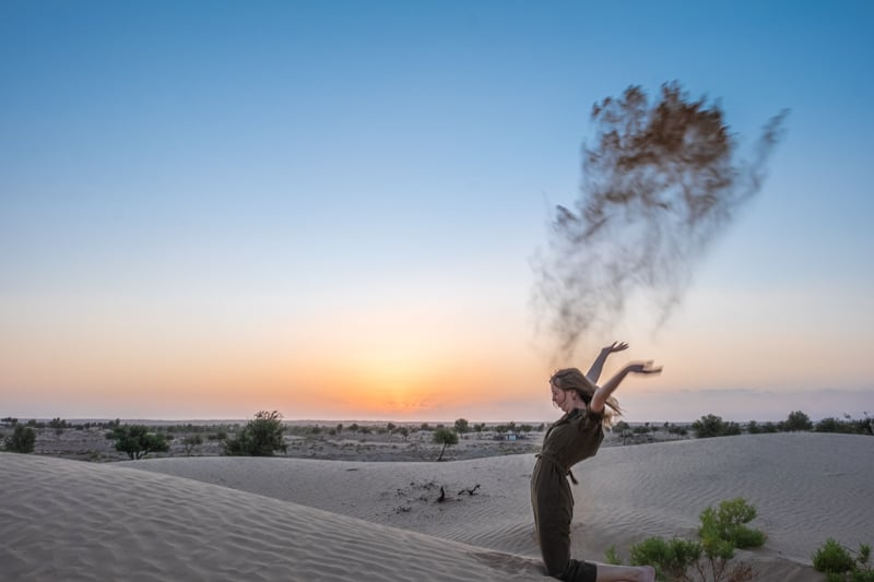 days in oman, what to do in oman, wahiba sands, oman dunes