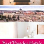 Are you wondering about the best Paradores in Spain? Find a complete selection with the best Parador Hotels in Spain which are some of the best historic hotels in Spain incl. castle hotels in Spain. #spain #hotels #paradores #paradors #bestparadores #spainparadores #europe #spainholiday #spainhotels