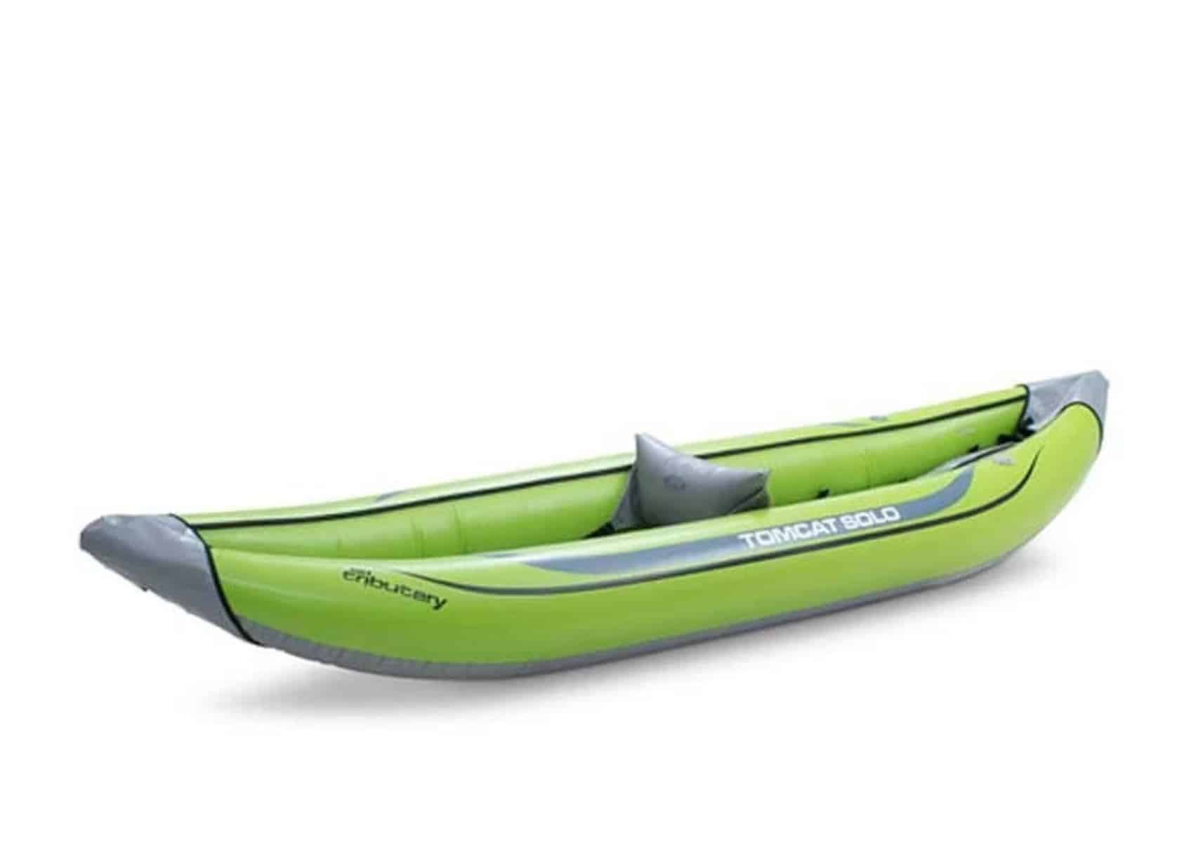 AIRE Tributary Tomcat Solo Inflatable Kayak - Colorado Kayak
