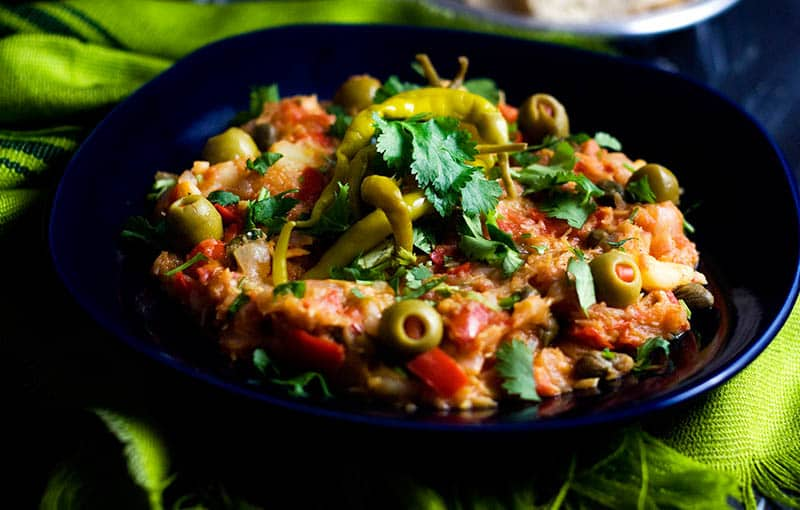 Traditional Dishes in Spain, Bacalao dish