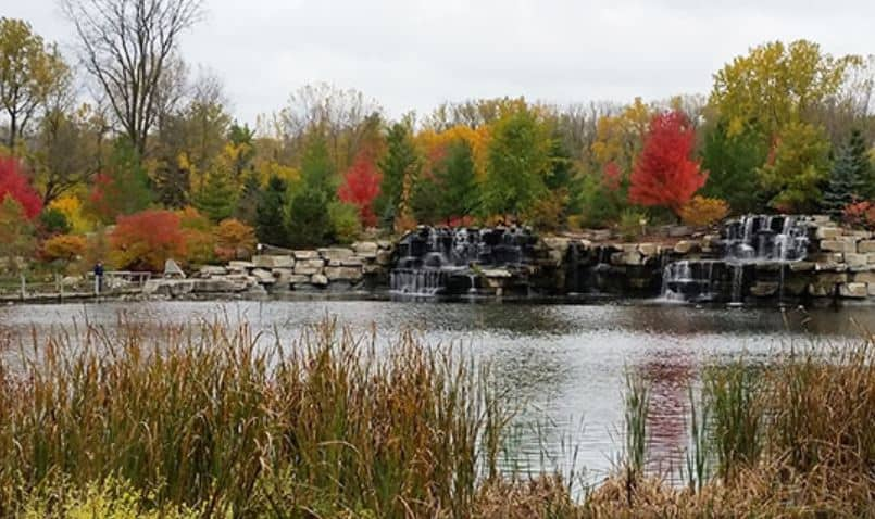 Best things to do in Green Bay, beautiful view of Bay Beach Wildlife Sanctuary