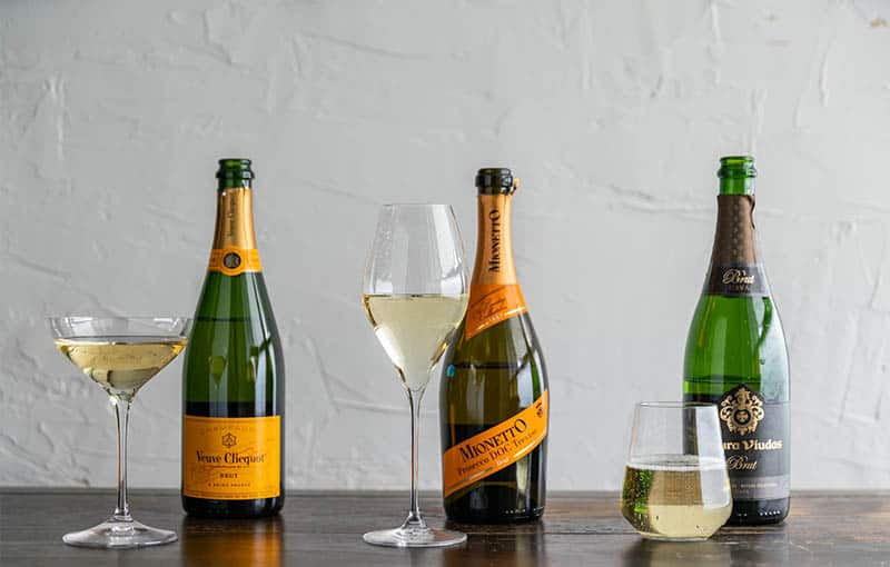 What to Typical Food from Barcelona and Catalunya in Spain, Cava – Sparkling Wine