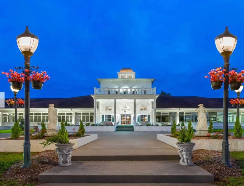 wyndham four seasons usland resort wisconsin
