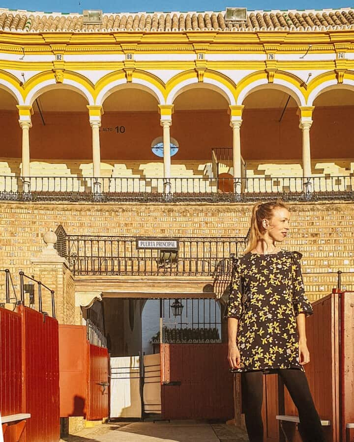 andalusia travel blogger in spain, paulina